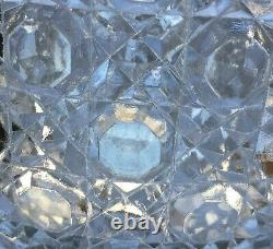 Portieux Cheese Board Dome Tray Covered Plateau Cloche A Fromage Cristal Taille