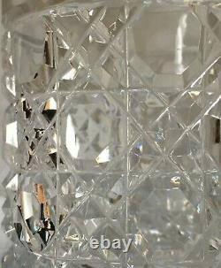 Whiskey Wine Decanter Crystal Carafe A Whisky Cristal Taille Diamant Baccarat DD
